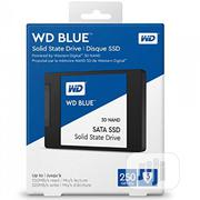 WD Blue 250gb Internal PC Ssd - Sata Iii | Computer Hardware for sale in Lagos State, Ikeja