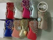Ladies Stone Clutch | Bags for sale in Lagos State, Gbagada
