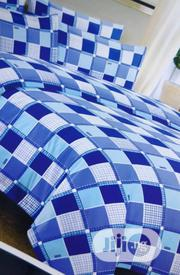Quality Bedsheet With 4 Pillow Cases.6x6   Clothing for sale in Lagos State, Maryland