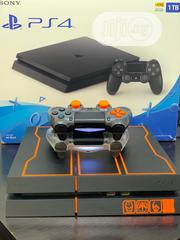 Customized PS4 FAT Console With 1tb And 2pad With 8 Inbuilt Games | Video Game Consoles for sale in Lagos State, Ikeja