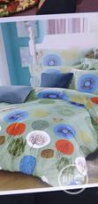 7c7 Duvet, Bedsheet With 4 Pillow Cases.6x6 | Home Accessories for sale in Maryland, Lagos State, Nigeria