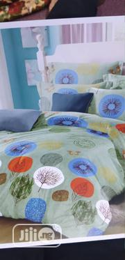 7c7 Duvet, Bedsheet With 4 Pillow Cases.6x6   Home Accessories for sale in Lagos State, Maryland