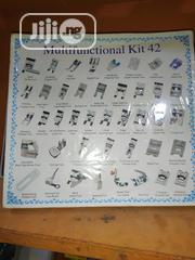 42pcs Multifunctional Foot Presser Kits | Manufacturing Materials & Tools for sale in Lagos State, Lagos Mainland
