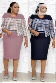 Unique Female Dress With Jacket | Clothing for sale in Lagos State, Lekki Phase 2
