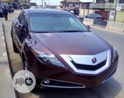 Acura ZDX 2010 Brown | Cars for sale in Lagos State, Isolo