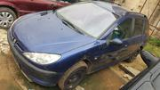 Peugeot 206 2004 Blue | Cars for sale in Lagos State, Alimosho