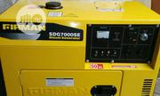 Fireman Generator Sdg7000se Diesel Generator 100% Coppa | Electrical Equipments for sale in Lagos State, Ojo
