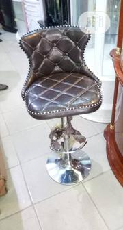 Durable Leather Bar Stool | Furniture for sale in Lagos State, Ojo