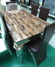 Marble Top Dining Table | Furniture for sale in Lagos State, Lagos Island