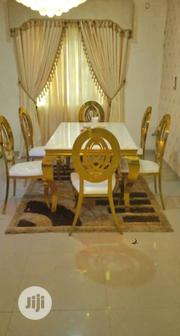 Quality Set of Royal Dinning Table With Six Chairs | Furniture for sale in Lagos State, Lekki Phase 1