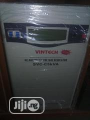 5kva Vintech Servo Stand Alone Central Stabilizer With Digital Meter. | Electrical Equipments for sale in Lagos State, Ikeja