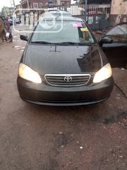 Toyota Corolla S 2006 Black | Cars for sale in Lagos State, Surulere