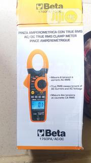 Ac/Dc Clamp Meter Beta 1760pa | Measuring & Layout Tools for sale in Lagos State, Amuwo-Odofin