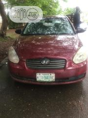 Hyundai Accent 2006 Red   Cars for sale in Abuja (FCT) State, Wuye