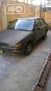 Toyota Corolla 1987 Executive Liftback Black | Cars for sale in Oyo State, Ibadan South West