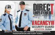 Security Guards And Cleaning Jobs Needed In Dubai | Travel Agents & Tours for sale in Lagos State, Alimosho