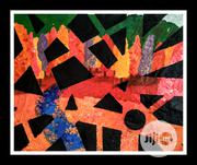 Acrylic On Canvas- Through Tha Dark | Arts & Crafts for sale in Abuja (FCT) State, Wuse II