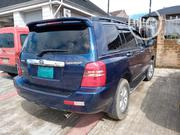 Toyota Highlander 2003 Blue | Cars for sale in Akwa Ibom State, Uyo