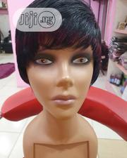 Human Hair Short Wig | Hair Beauty for sale in Lagos State, Lagos Mainland