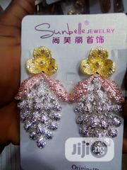 Stone Drop Earring | Jewelry for sale in Lagos State, Gbagada
