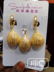 Dazzling Drop Earring With Pendant | Jewelry for sale in Lagos State, Gbagada