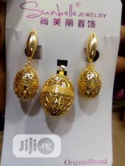 Shaped Long Earring With Pendant | Jewelry for sale in Lagos State, Gbagada