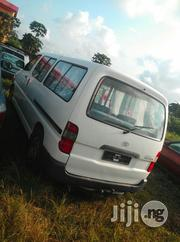 Tokunbo Toyota Hiace 2000 White   Buses & Microbuses for sale in Lagos State, Ikotun/Igando