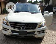 Mercedes-Benz M Class 2014 White | Cars for sale in Edo State, Oredo