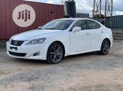 Lexus IS 2007 White | Cars for sale in Abuja (FCT) State, Mabushi