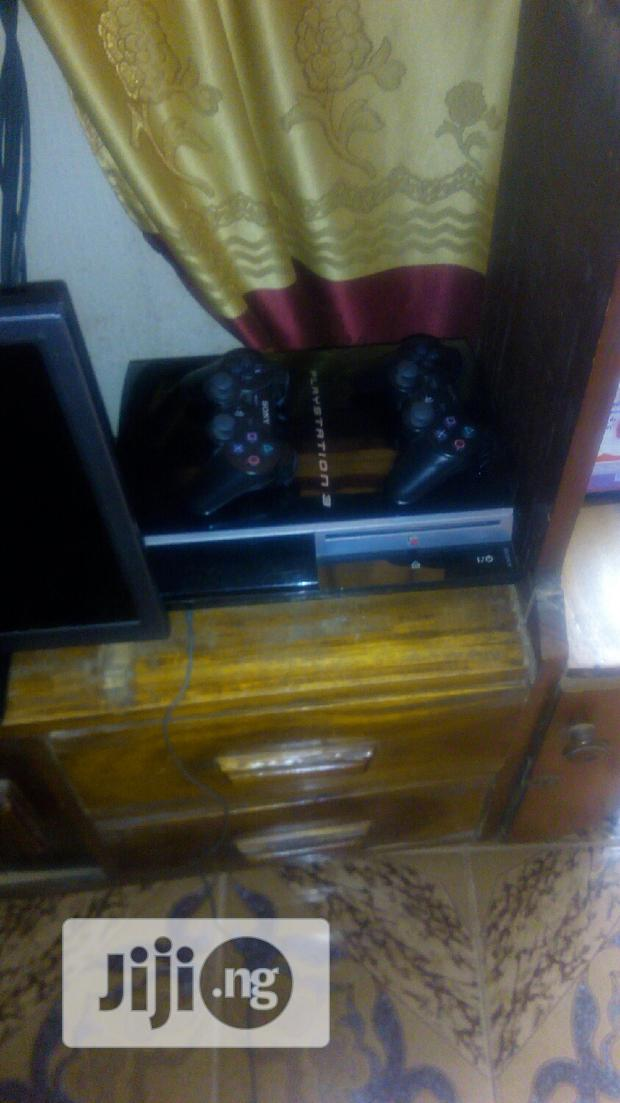 Archive: Hacked PS3 With 6games Installed