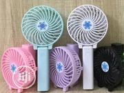 Rechargable Hand Fan | Home Accessories for sale in Lagos State, Lagos Island