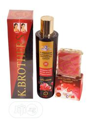 K.Brothers Alpha Arbutin Lotion Soap | Bath & Body for sale in Lagos State, Ojo