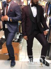 Quality Designers 3piece Turkey Men's Suits | Clothing for sale in Lagos State, Lagos Island