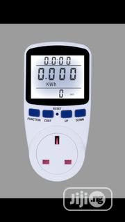 Power Meter Energy Meter Electricity Usage Analyzer | Electrical Tools for sale in Lagos State, Ikeja
