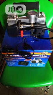 Double Cylinder Tyre Inflator | Vehicle Parts & Accessories for sale in Lagos State, Alimosho