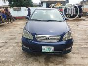 Toyota Corolla Sedan Automatic 2003 Blue | Cars for sale in Lagos State, Isolo