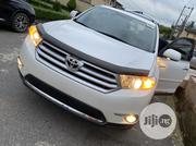 Toyota Highlander 2012 White | Cars for sale in Lagos State, Lagos Mainland