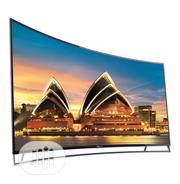 Hisense 55inches Curved TV | TV & DVD Equipment for sale in Lagos State, Ojo