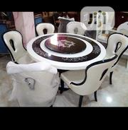 Good Quality Marble Dinning Table With 6 Chairs | Furniture for sale in Abuja (FCT) State, Maitama