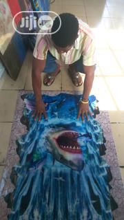 Epoxy 3D Floor Design | Building Materials for sale in Rivers State, Etche