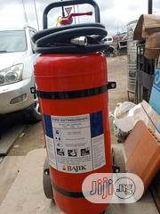 50kg DCP Fire Extinguisher With Wheels | Safety Equipment for sale in Lagos State, Amuwo-Odofin