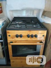 Maxi Gas Cooker 3gas 1electric 60X60(Wood) With Oven 1years Warranty | Kitchen Appliances for sale in Lagos State, Ojo