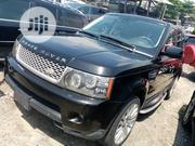 Land Rover Range Rover Sport 2010 HSE 4x4 (5.0L 8cyl 6A) Black | Cars for sale in Lagos State, Apapa