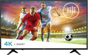 Hisense 50-inches 4K Ultra HD Smart LED TV 50H6080E | TV & DVD Equipment for sale in Lagos State, Ojo