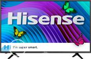 Hisense 55inches SMART FULL HD TV + Free Wall Bracket | TV & DVD Equipment for sale in Lagos State, Ojo