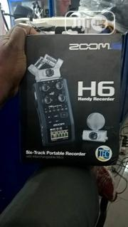 Zoom H6 Handy Recorder | Photo & Video Cameras for sale in Lagos State, Lagos Island