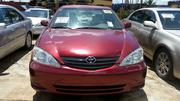 Toyota Camry 2004 Red | Cars for sale in Ogun State, Ijebu Ode