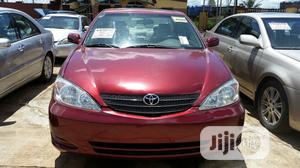 Toyota Camry 2004 Red