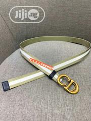 Christian Dior Designers Belts | Clothing Accessories for sale in Lagos State, Surulere