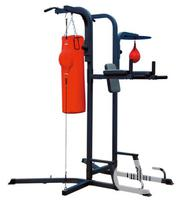 Power Tower With Punching Bag & Speed Bag | Sports Equipment for sale in Lagos State, Surulere